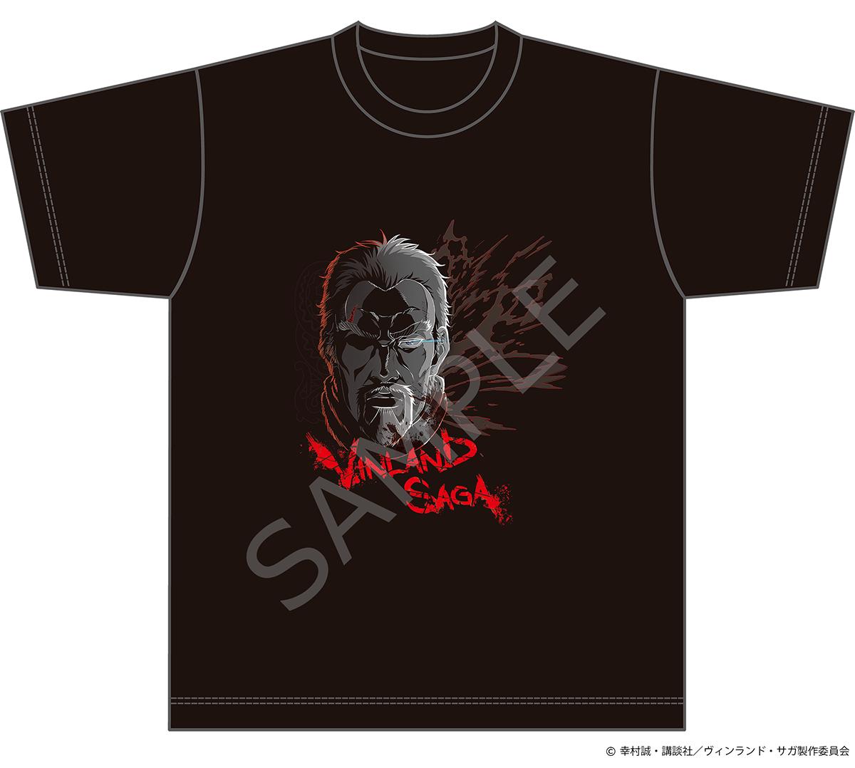 ヴィンランド・サガ Tシャツ B
