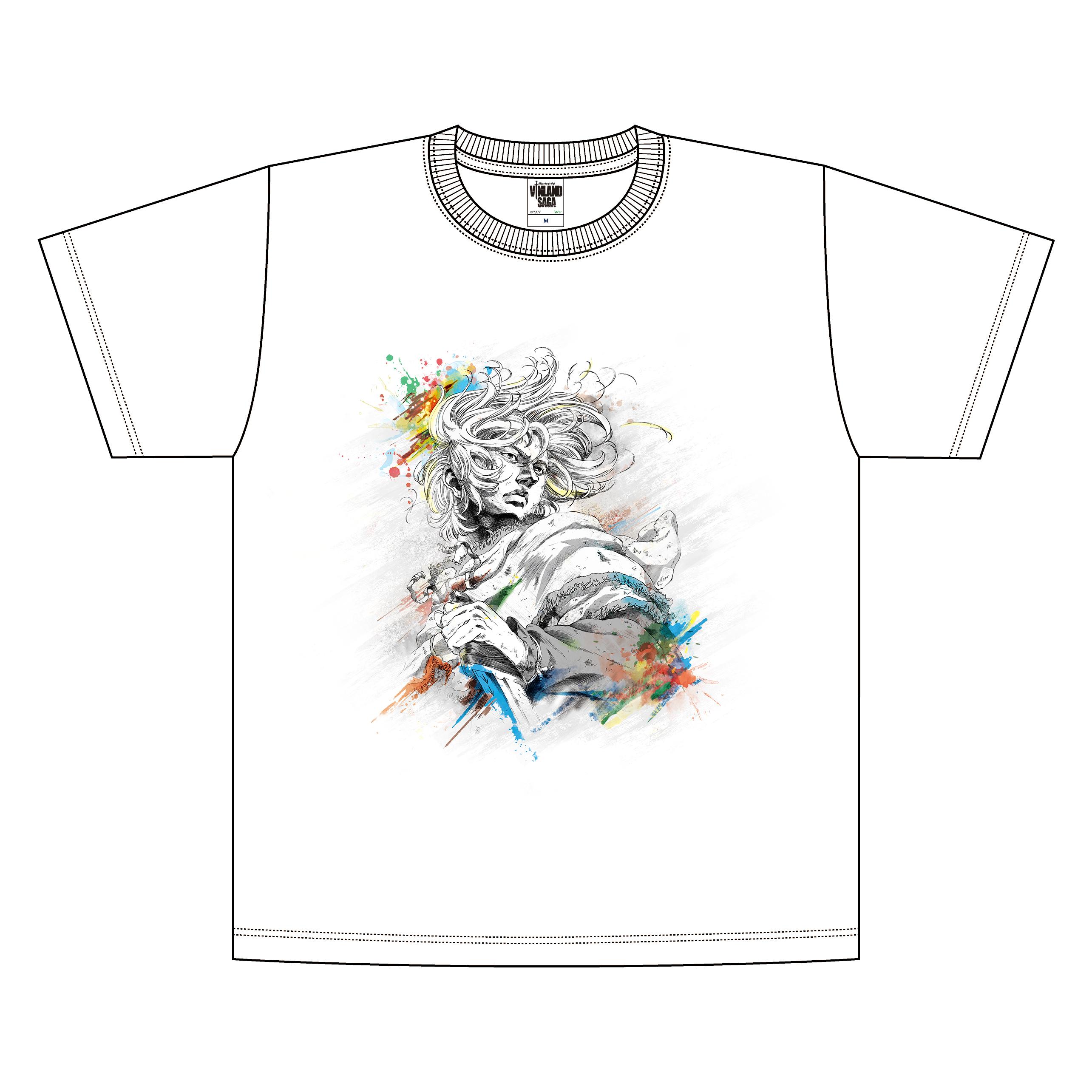 ヴィンランド・サガ Tシャツ A