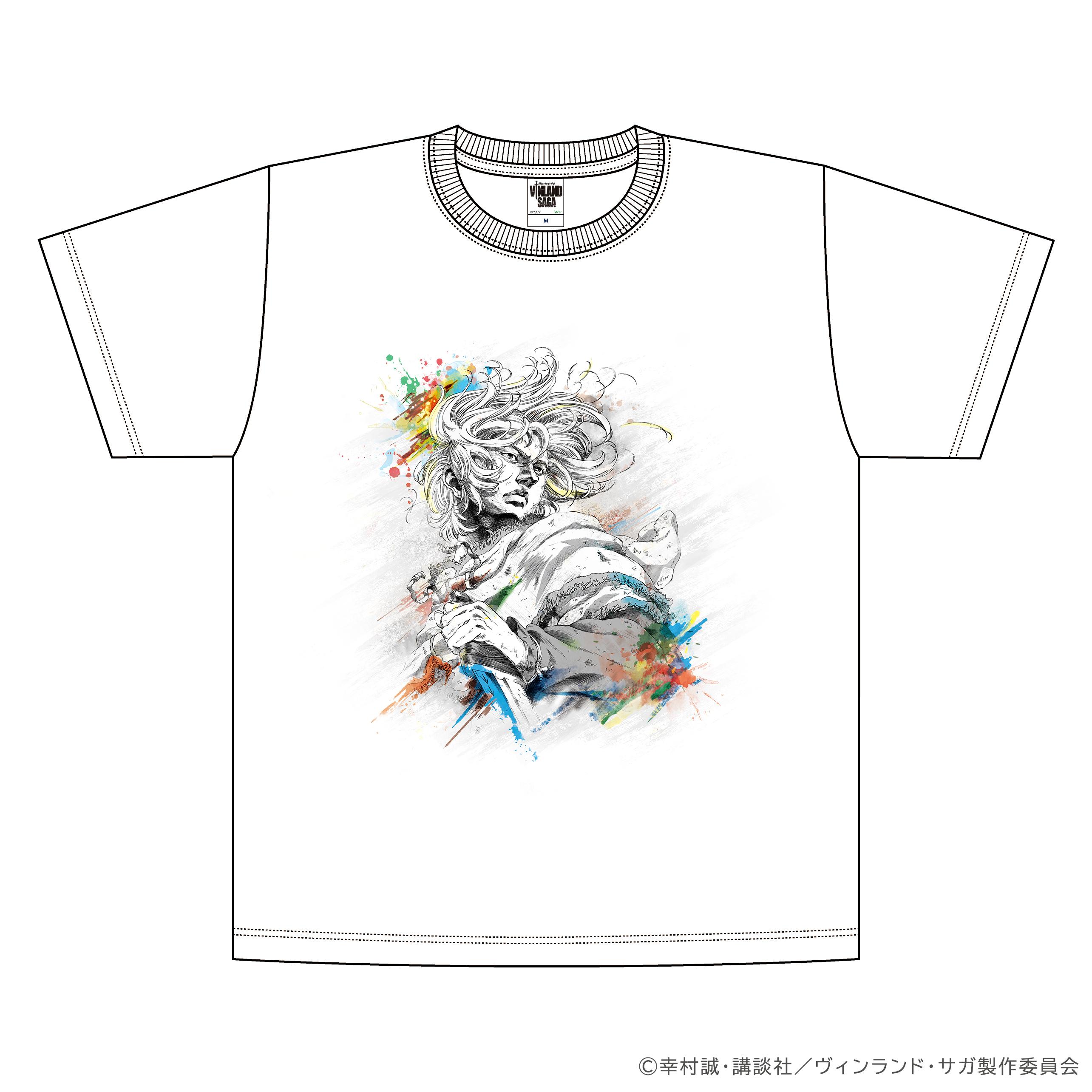 'WIT STUDIO'より『ヴィンランド・サガ お疲れさま本』発売記念グッズの販売決定!