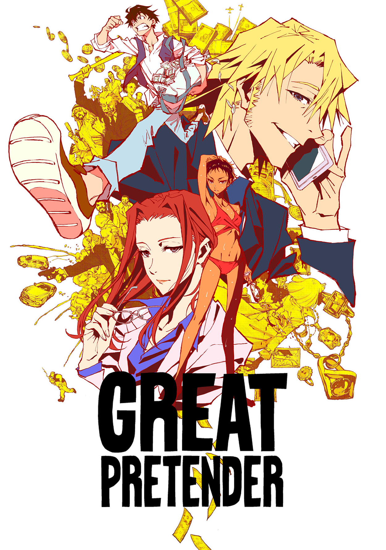 『GREAT PRETENDER』CASE4 Blu-ray 発売決定!