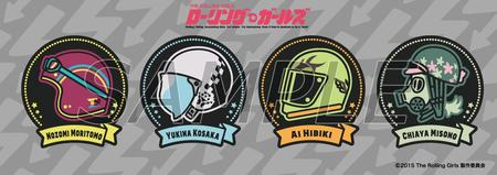 W20-050 ローリング☆ガールズ ヘルメットピンズセット_SAMPLEアリ.jpg